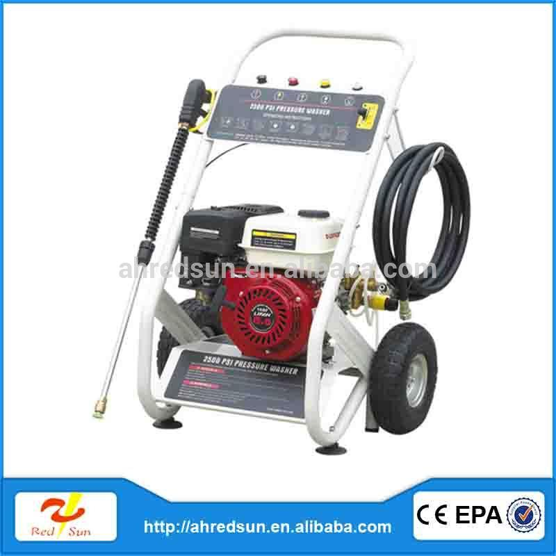 170Bar GX160 pressure cleaning blast equipment