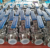 Stainless Steel SS316L DN25 DN50 3 Piece Encapsulated tri Clamp Ball valve