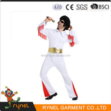 PGMC1619 1950s Elvis Concert Carnival Adult's Men Cosplay Costumes