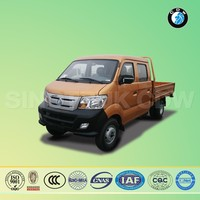 Sinotruk CDW 717SP9C Euro-II hot sale double cab diesel pickup mini trucks