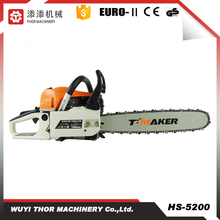 52cc custom made chinese manufacturers chain saw chainsaw 5200