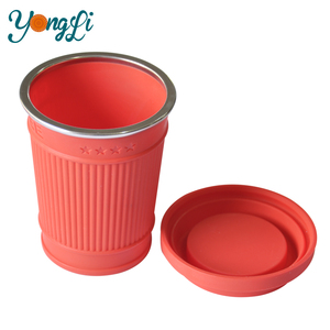 Newest Wholesale Eco-Friendly Coffee Mug Rubber Lid