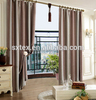 New Design luxury solid-color glossy livingroom Curtain