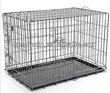 Doggie Solutions Heavy Duty Wire Dog Cage