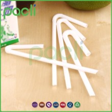 Passed ISO 9001 test Strong and durable wholesale milk drinking straw