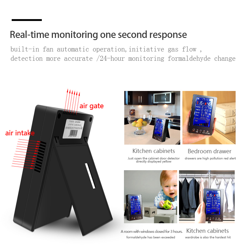 Homeuse Portable PM2.5 Particulate Matter Detector PM2.5 Detector