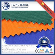 Cotton Ring Spining Fire Proof Welding Fabric for Protective Clothing