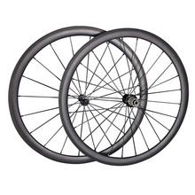 OEM ODM ICANBIKES customized lightweight Carbon high-end version stiff 700C Road bike Wheels