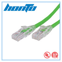 4 pair 24AWG utp cat5e patch cord with competitive factory price