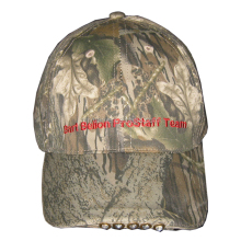 UK branded top quality fashion camouflage polyester farm printing sandwich LED golf cap hat for premier leagures