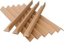 Cheap Kraft Material Corner Protector, Pallet Corner Boards to Protector Cartons
