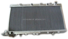 auto/car aluminum radiator fin/core/tube/tank