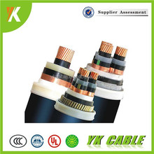 115kv pvc sheathed xlpe insulated electric cable armed