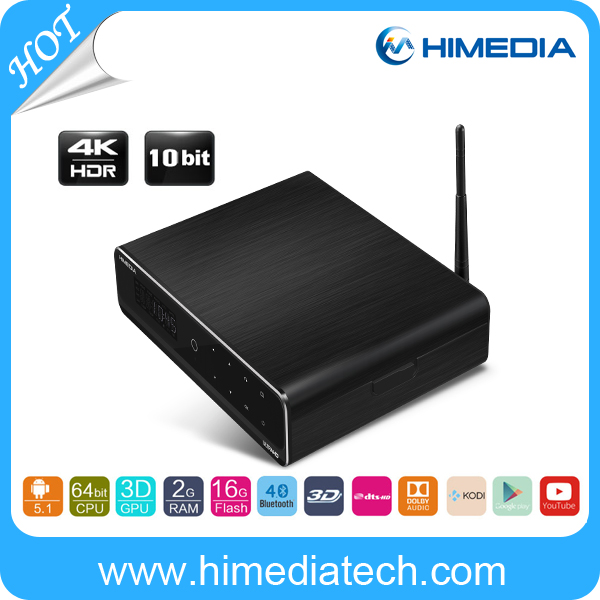 Himedia New Oroducts Model Q10 Pro Android 5.1 Set Top Box For japanese Free Porn Japan TV Box