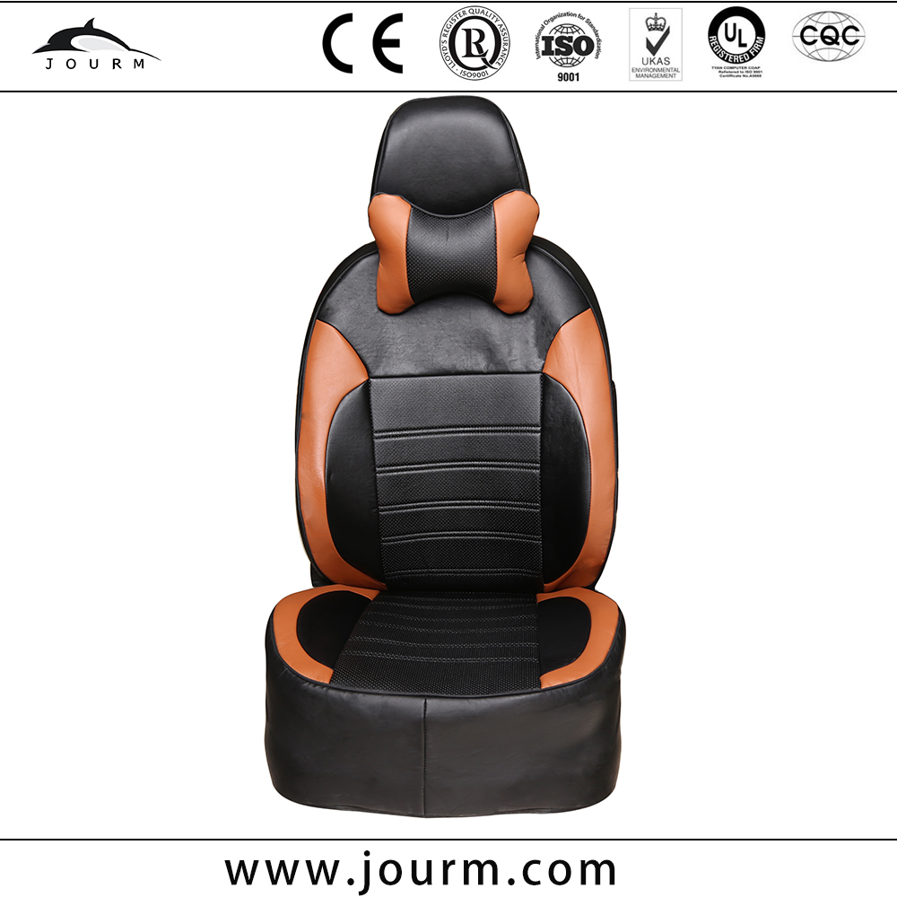 new 2017 best selling car Dedicated Front and rear seat cover