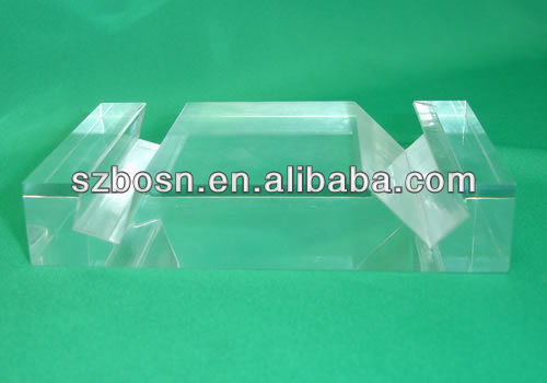 Custom High Quality Clear Acrylic Ipad Display Stand