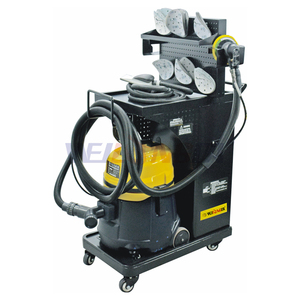 WLD-98C PLUS Dry Sanding Extraction System