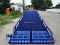 CE-approved forklift loading ramp