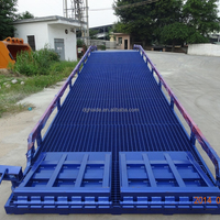 CE Approved Forklift Loading Ramp