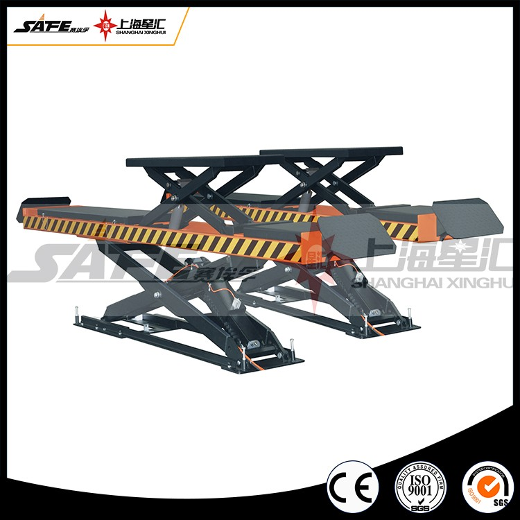 Top Quality scissor car lifting for sale