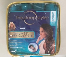 Wholesale Free Shipping Soft Foam Heat-Free Rollers to Style Hair While Sleep Hair Sleep Styler