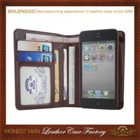 Fashion Oem Design Customizable Low Price Leather Flip Cover Case For Smartphone