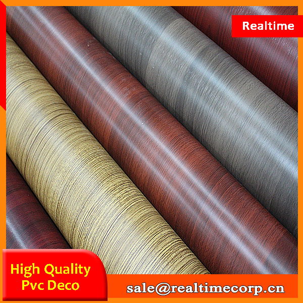 door skin decorative wood grain paper