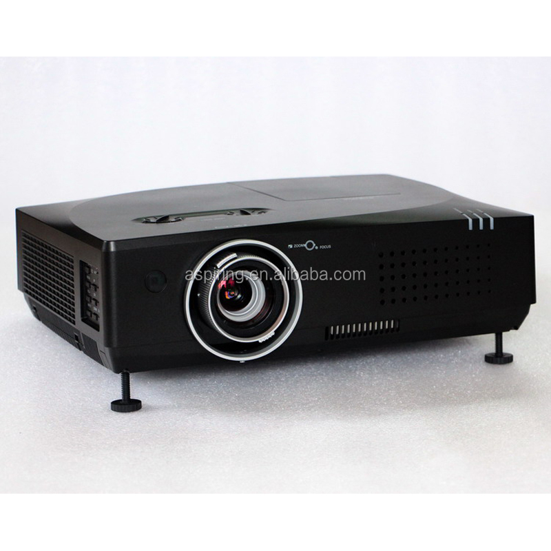 1024x768 Native Resolution support 1920*1080 outdoor movie projector