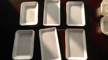 fruit container;rectangle plastic trays;large plastic plant trays