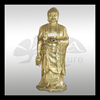 high quality copper standing bronze buddha
