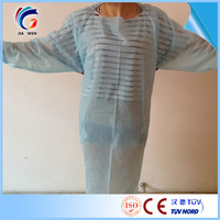 Disposable Health Cpe Isolation Gown For