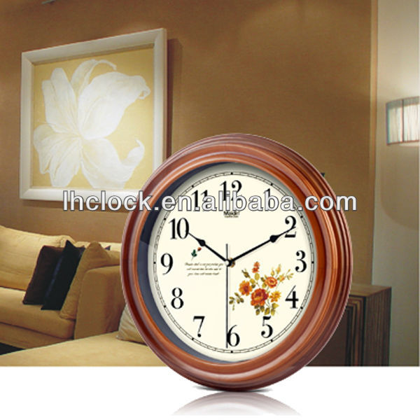 archaize wall clock