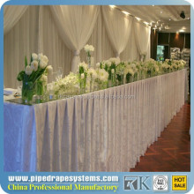 portable pipe and drapes decoration backdrop stage drapes
