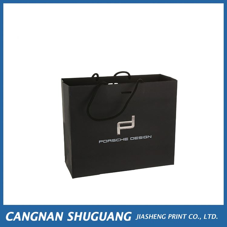 Hot sale good quality euro tote paper shopping bag