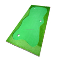 Hot selling portable mini golf putting green turf for backyard