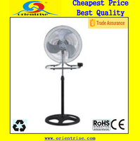 "3 in 1 18"" cheap floor standing fan ground fan wall fan"