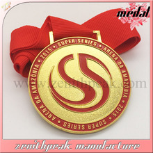 2016 Cheap custom gold sports medal