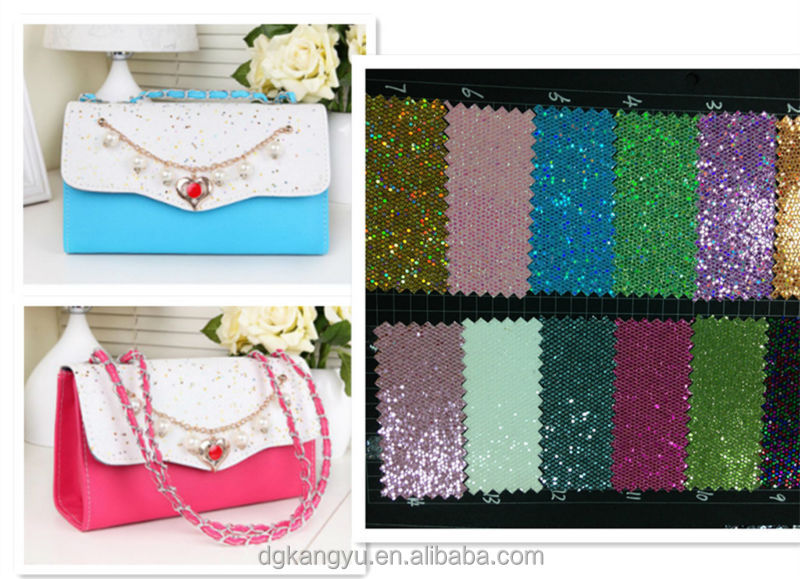 Snake skin pu leather for bags