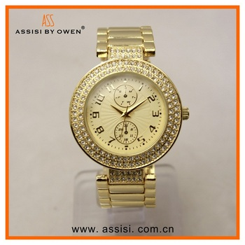Aliexpress Best Seller Watch Women Diamonds