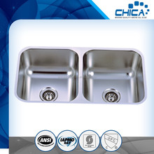 Undermount Used stainless steel kitchen sinks for sale