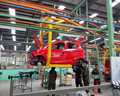Electric car / SUV / Sedan assembly line