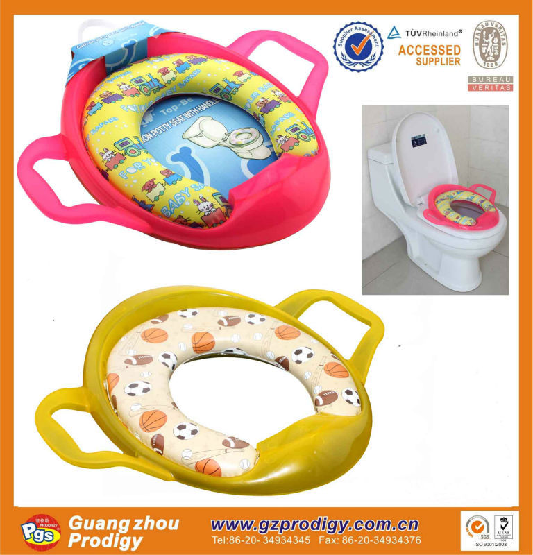 Foldable Travel Potty Seat for Babies Toddlers Potty Seat