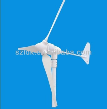 wind turbine 400w LED or House usage