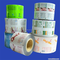 high quality plastic film roll/food packaging film/packaging film