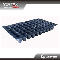 Ningbo No.1 garden supplier professional plastic tray with holes