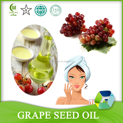 High Quality CAS 8024-22-4 Grape Seed Oil Extraction for Cosmetics