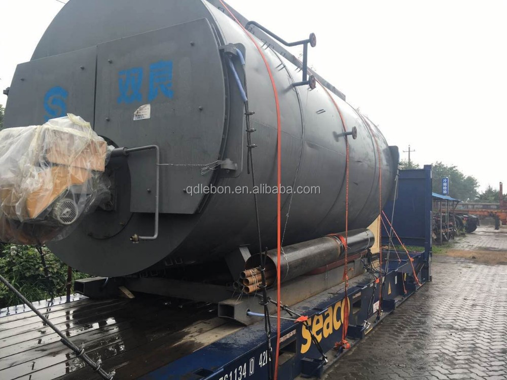 LBGL-01 Best price used fire tube gas oil fired steam boiler