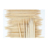Wholesale disposable birch wooden toothpicks with paper box