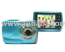 WP51 Waterproof Digital Camera