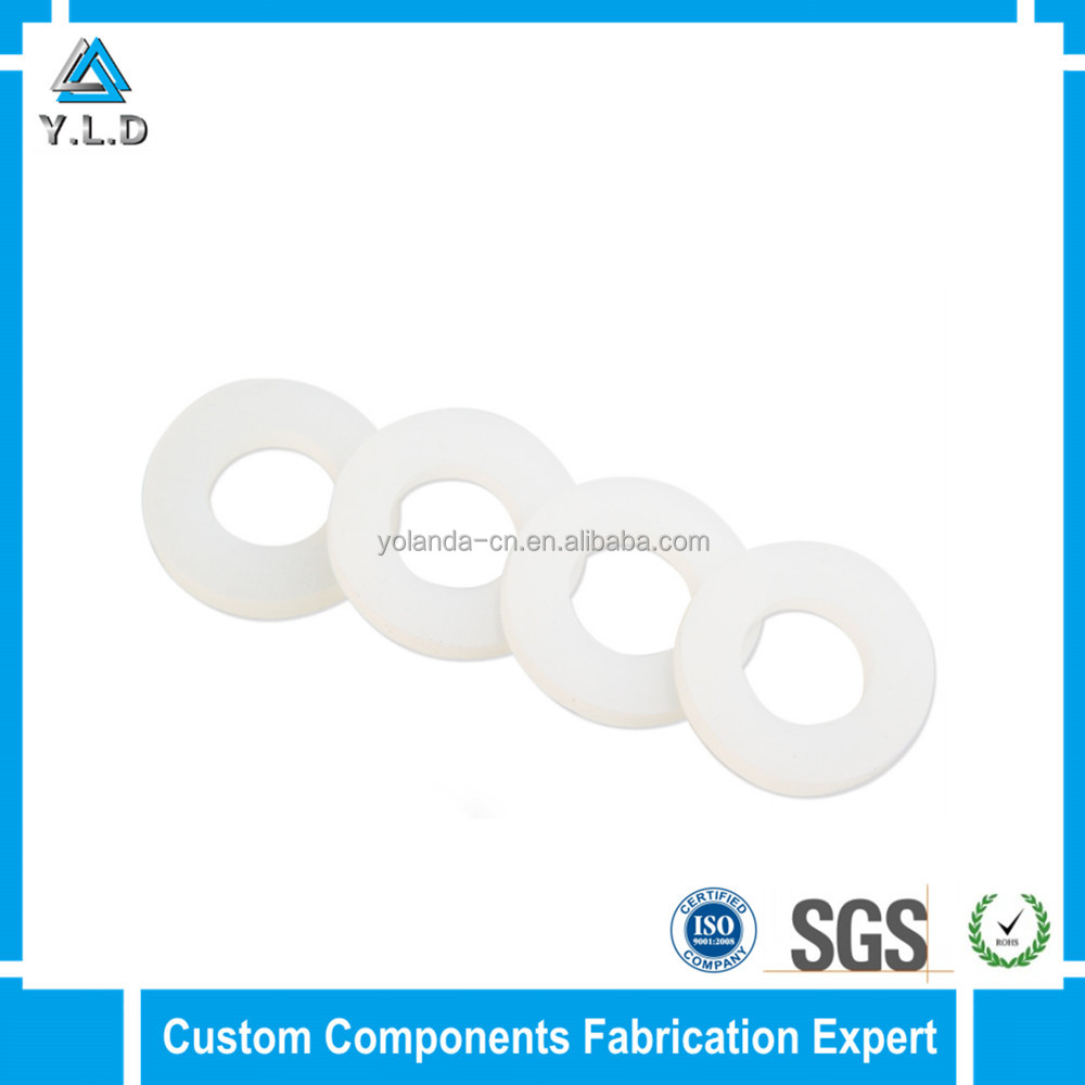 As Customer's Drawing Precision Custom Silicone Rubber Parts Medical Components